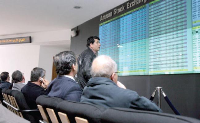 بورصة عمان تنخفض 0.69 %