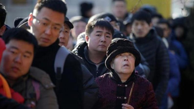 الصين تصاب بالشيخوخة