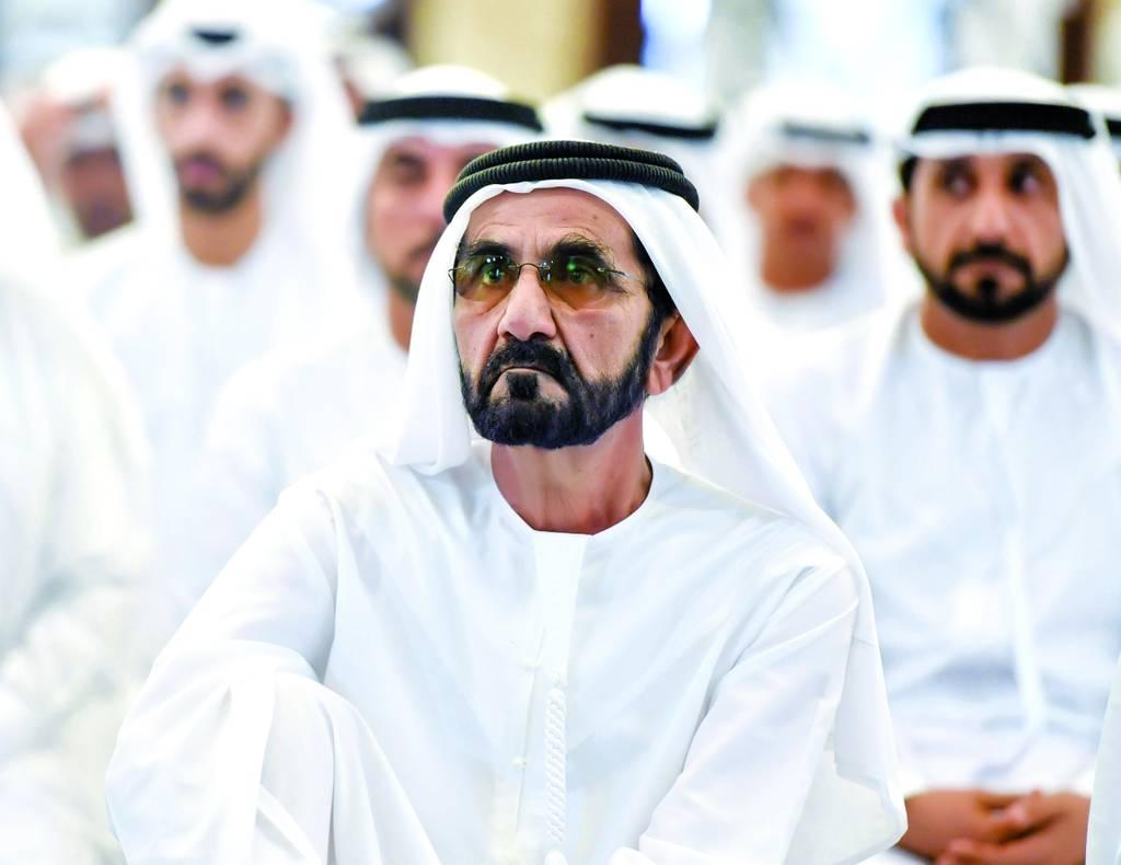 """محمد بن راشد يصدر قانوناً بشأن """"دائرة دبي الذكية"""""""