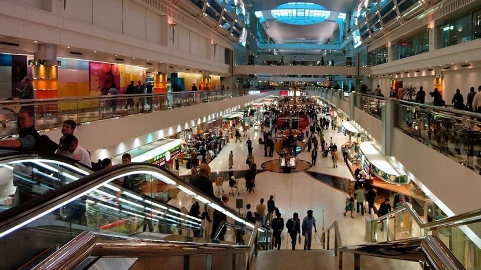 مطارات دبي: تأثر مواعيد بعض الرحلات بسبب الأمطار