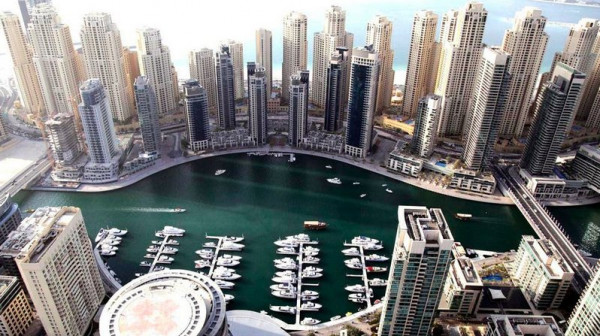 مدينة عربية مقصد الأثرياء الأكثر فخامة بالعالم