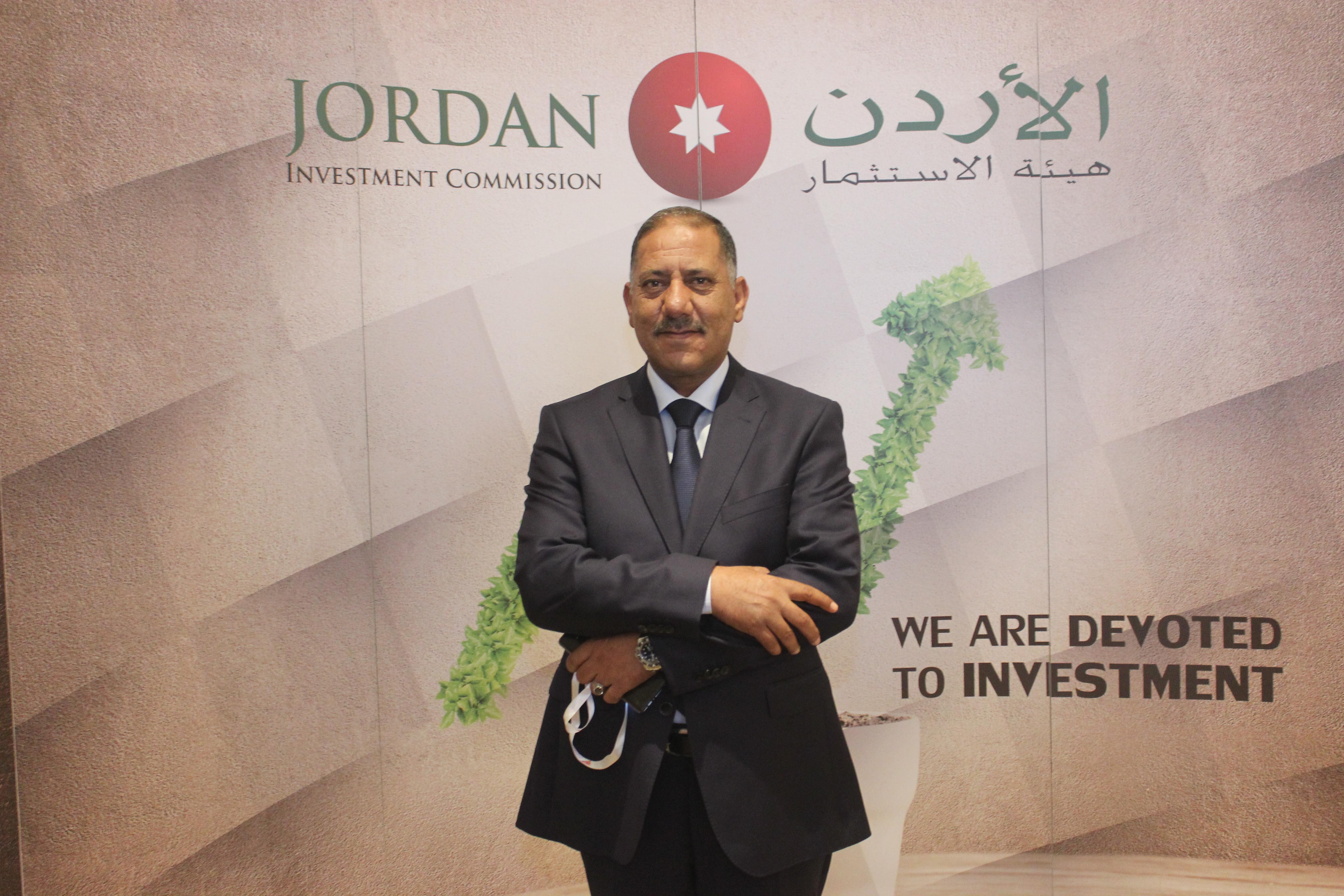 عمر جويعد… مشاريع راسمالية بقيمة 60 مليون دينار تنفذها شركة المدن الصناعية الاردنية