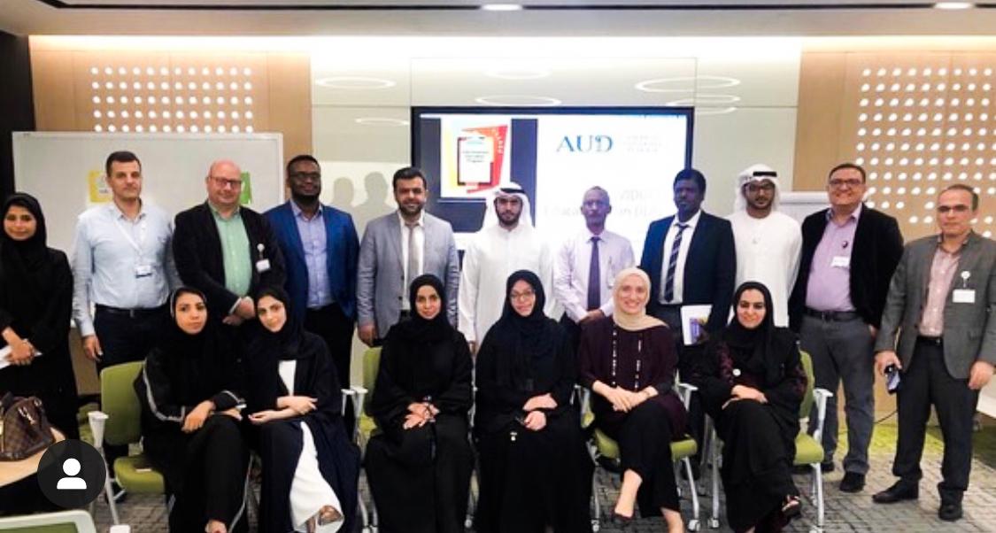 هيئة كهرباء ومياه دبي تختتم برنامج تأهيل العاملين في أكاديمية الهيئة في مجال التعليم الدامج