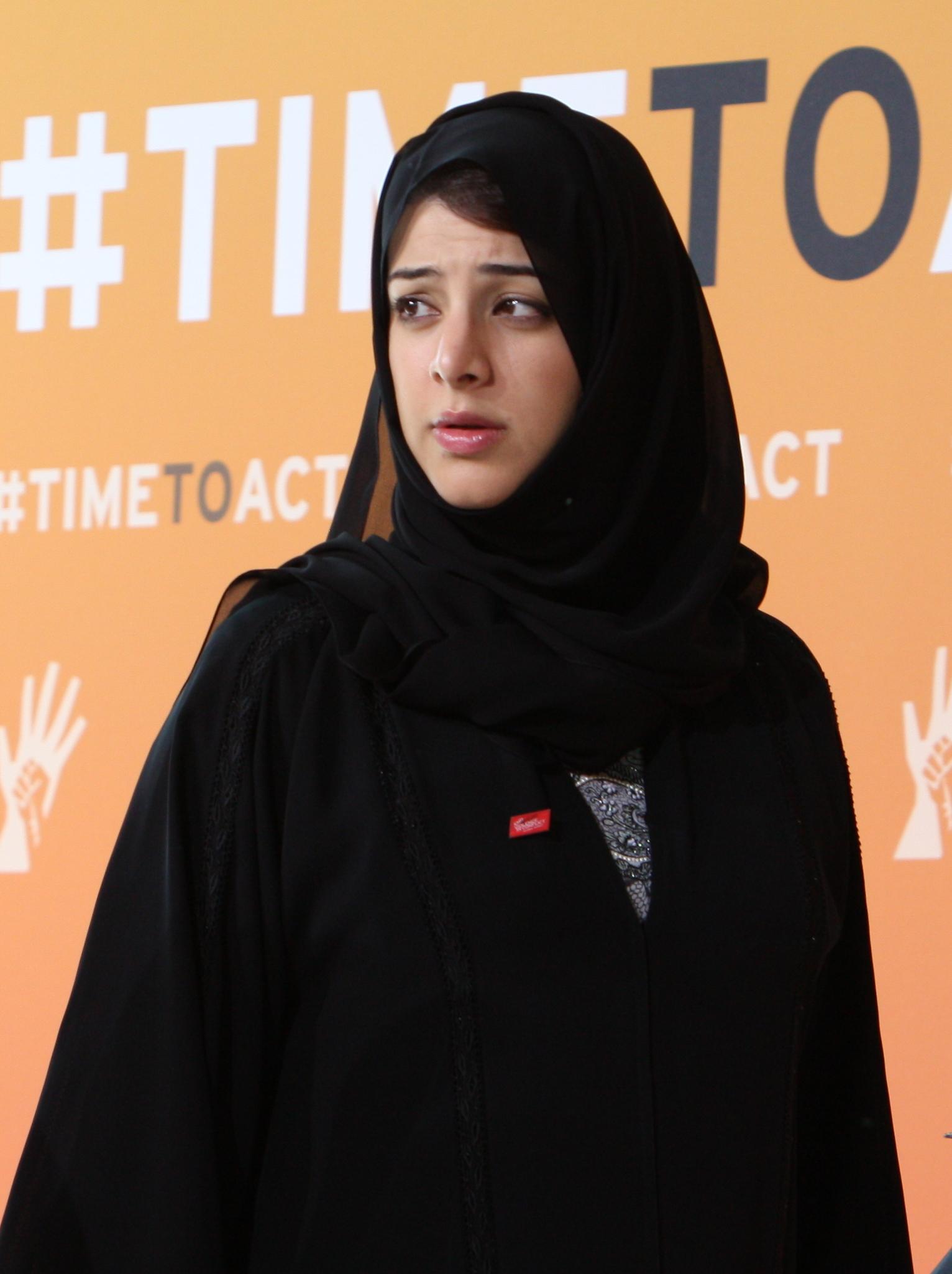 ريم الهاشمي… ابرز معالم اكسبو دبي ستكون  التكنولوجيا والذكاء الاصطناعي
