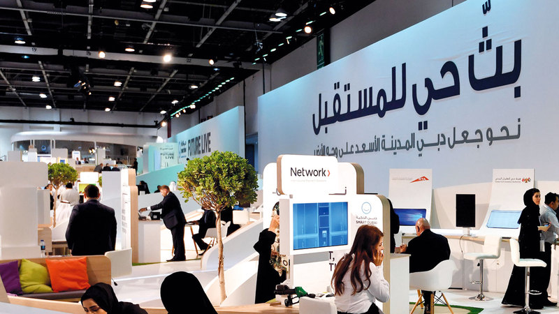 قانون جديد يدعم جهود دبي في التحوّل إلى نموذج المُدُن الذكية