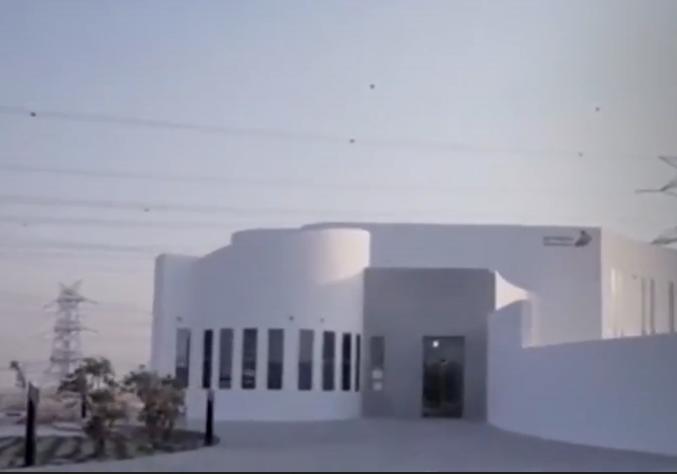 دبي تحتضن أضخم مبنى بتقنية الطباعة ثلاثية الأبعاد