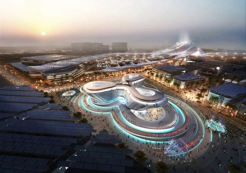 اكسبو دبي… الاحدث الابرز خلال 2020