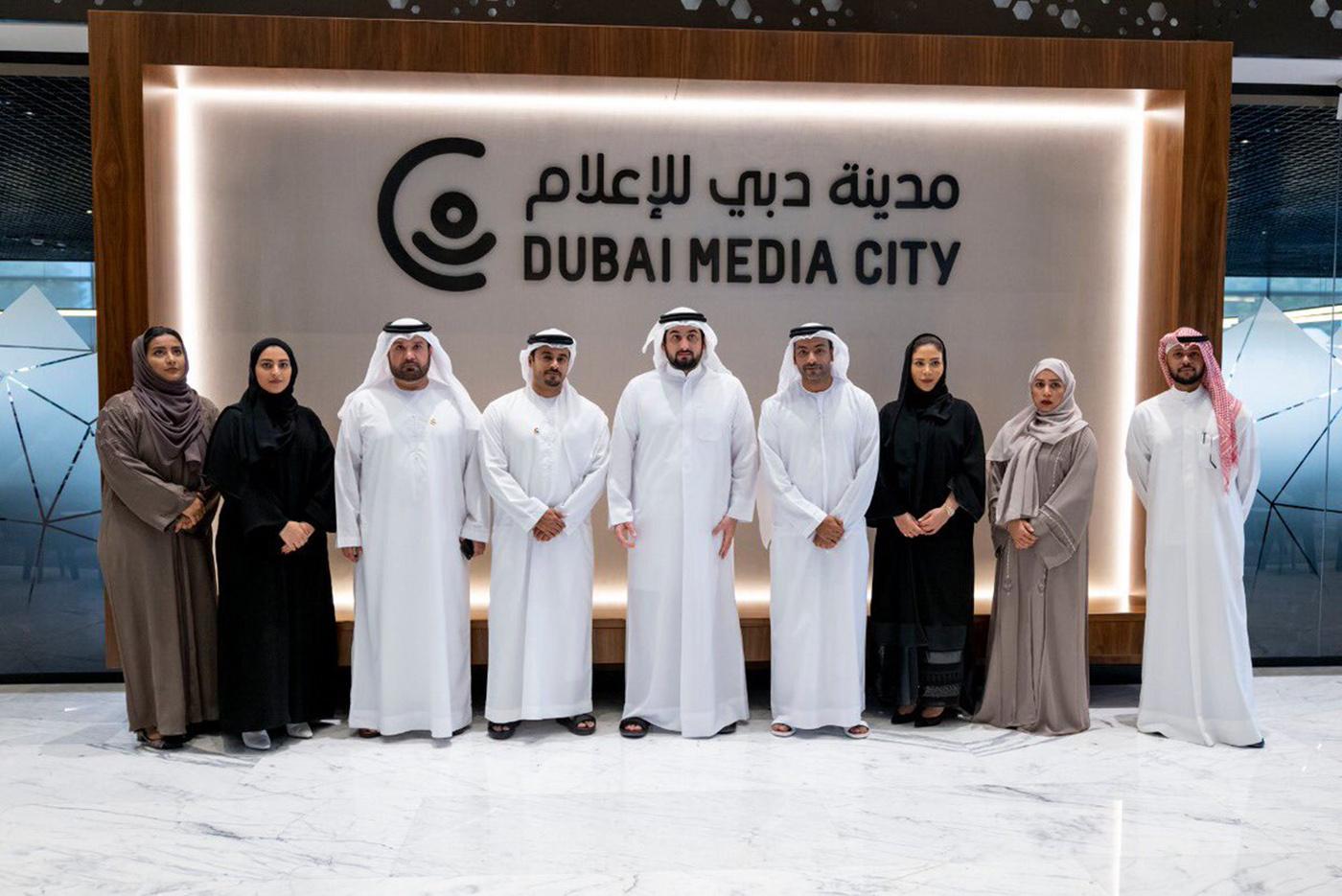 أحمد بن محمد: الإعلام ركيزة اقتصاد المستقبل في دبي