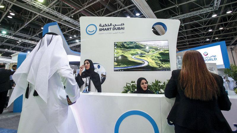 100 شركة قائمة على «بلوك تشين» في دبي