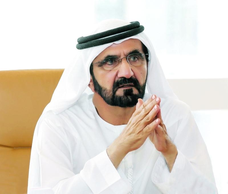 محمد بن راشد يصدر قانوناً بشأن دائرة دبي الذكية