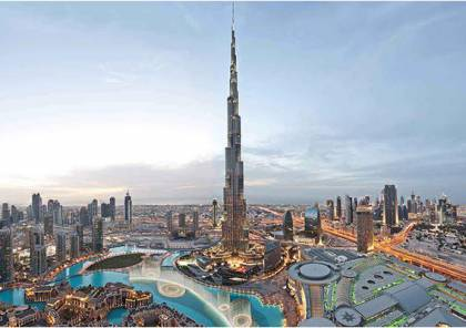 دبي استقبلت 16,73 مليون زائر دولي في 2019