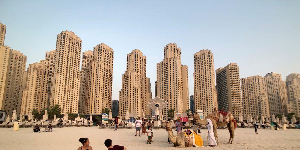 دبي الأفضل بين الشواطئ العالمية