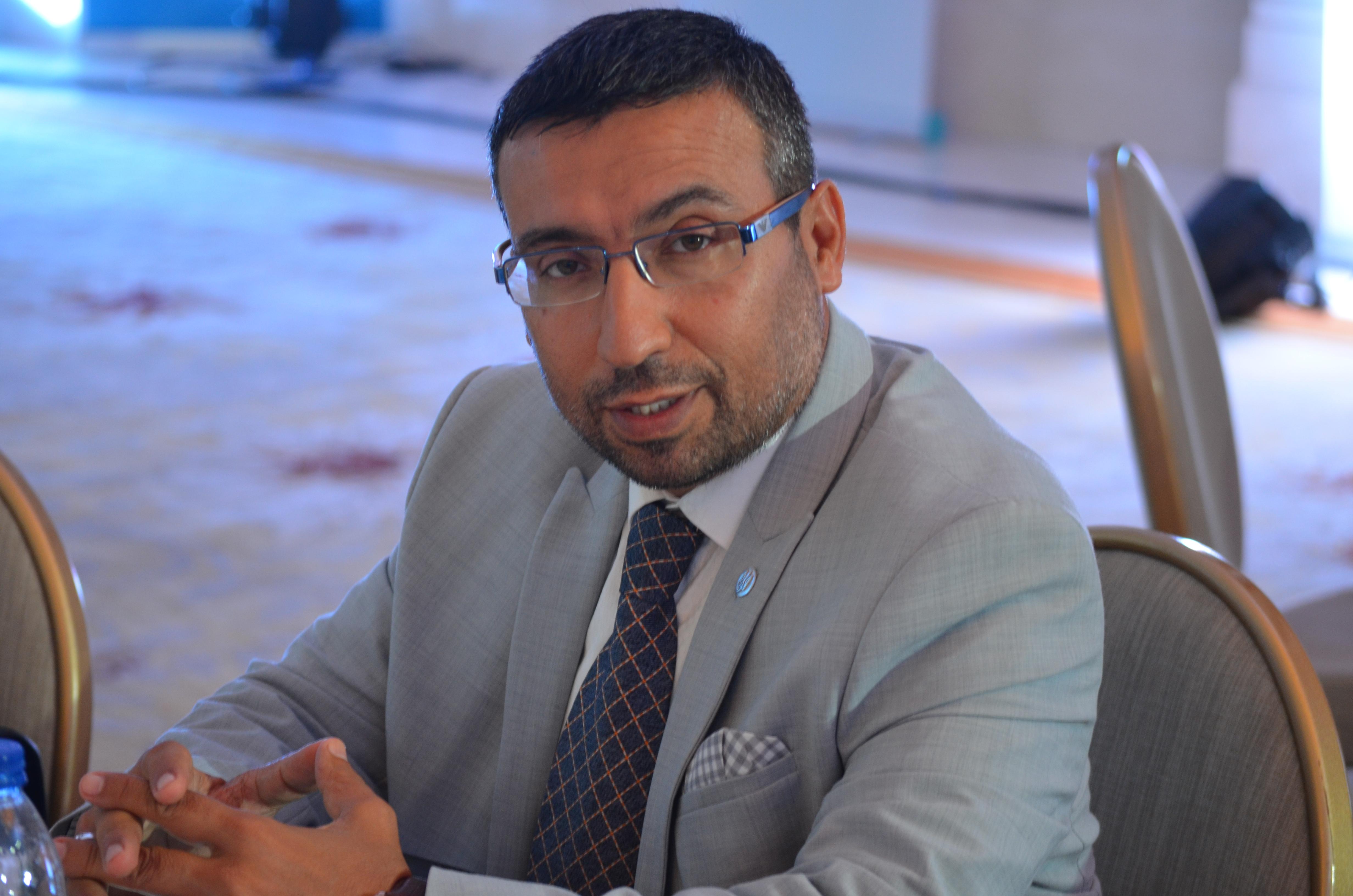 د. عماد ابو الرب: المجلس الاوكراني العربي بوابة لتعزيز حركة التبادل التجاري العربي الاوكراني
