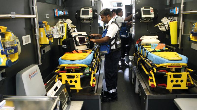 «الاستجابة الفورية» تحوّل سكان دبي إلى منقذين للحياة