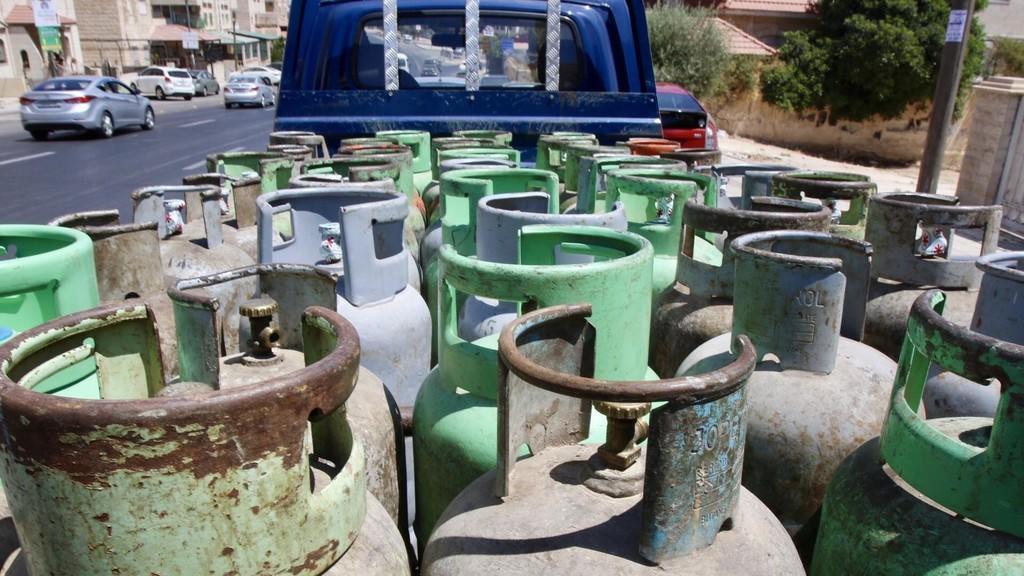 %100 نسبة ارتفاع الطلب على أسطوانات الغاز