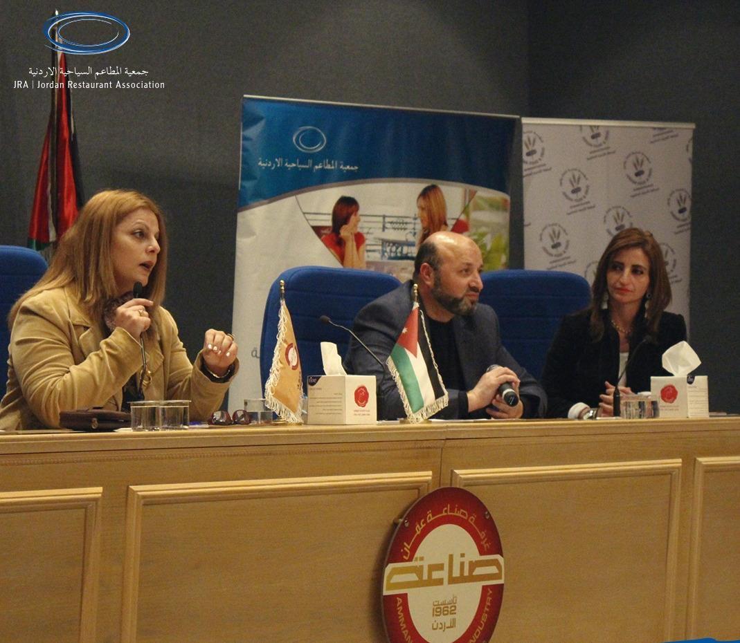 جمعية المطاعم السياحية تنظم ورشة توعوية لاجراءات الوقاية من كورونا