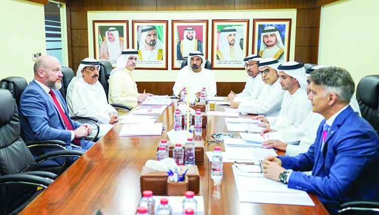 «طاقة دبي» يبحث خفض الانبعاثات