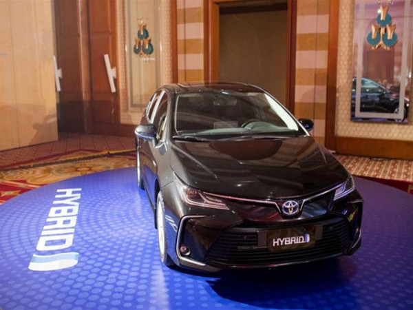 (تويوتا إيجيبت) تكشف عن سياراتها الجديدة
