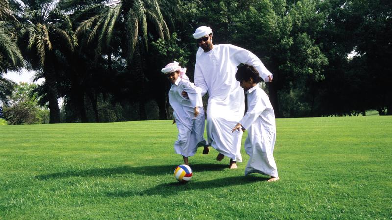 الشيخة فاطمة: رعاية الأطفال في الإمارات تجسيد لرؤية ثاقبة
