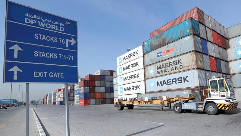 دبي تدعم التجارة العالمية بـ «طريق الحرير الرقمي»