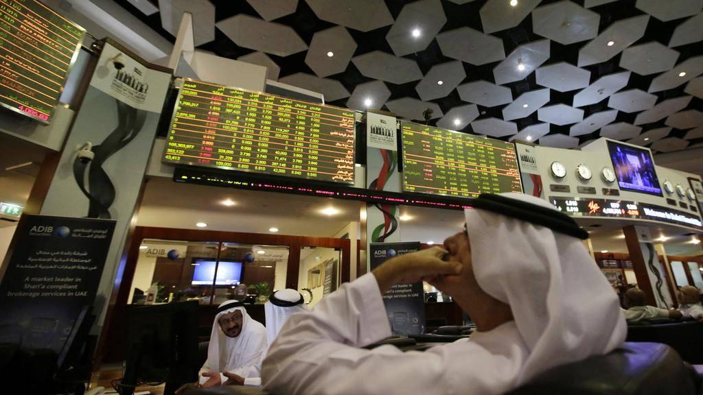 4 أسهم قيادية تستحوذ على 61% من سيولة بورصة دبي