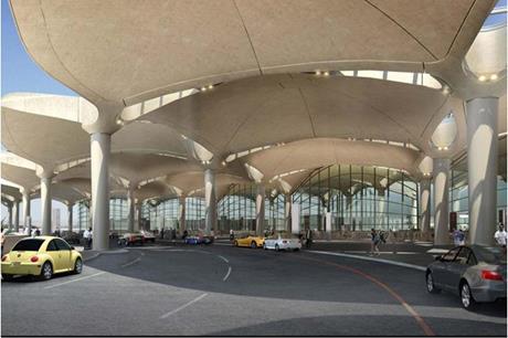 انخفاض حركة المسافرين عبر مطار الملكة علياء 21%