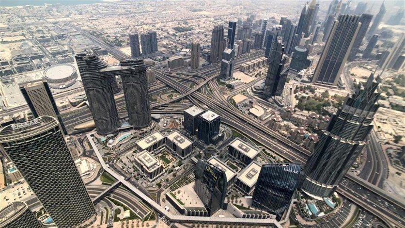 دبي تمدد إغلاق الأنشطة التجارية حتى 18 نيسان بسبب فيروس كورونا