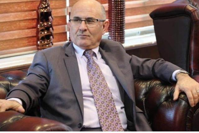 ملتقى الطلاب العراقيين يشكر أ. د. غالب عریقات مدير القبول والتسجيل والأساتذة في جامعة عمان الاهلية