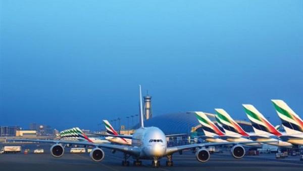 طيران الإمارات وفلاي دبي ومطار دبي يؤكدون للتعامل مع المسافرين