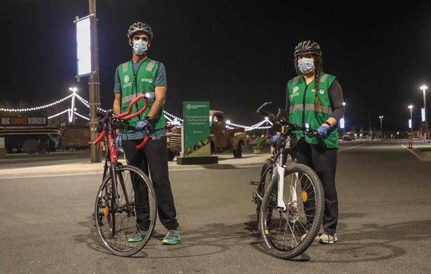 5380 متطوعاً من 21 جنسية يسجلون للتوعية من كورونا في دبي