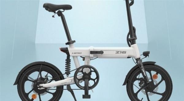 اطلاق دراجة كهربائية قابلة للطي