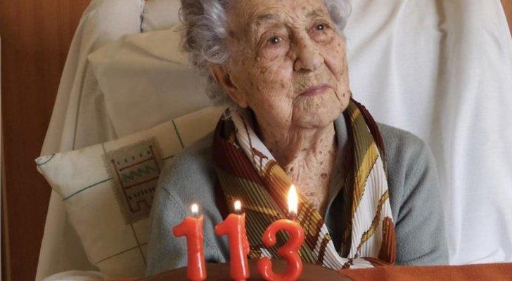 شفاء معمّرة اسبانية تبلغ 113 عاما بعد إصابتها بفيروس كورونا