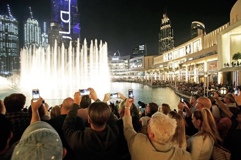 «إكسبريس»: البريطانيون بانتظار عودة السياحة في دبي