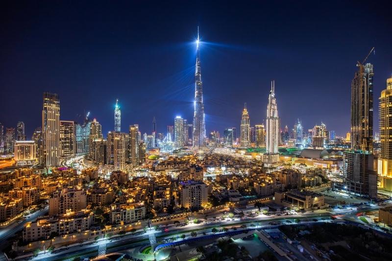 55 مليار درهم صفقات إعادة بيع العقار في دبي