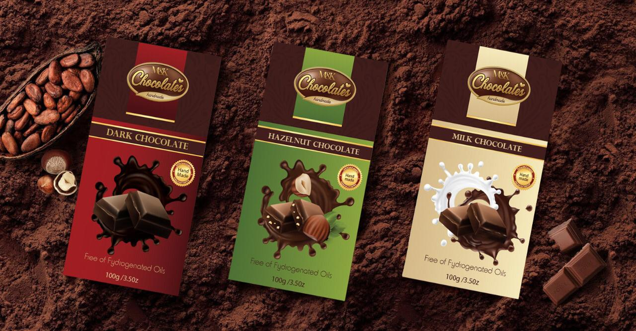 فادية عقل … نوفر اجود انواع الشوكولاته لكافة المناسبات