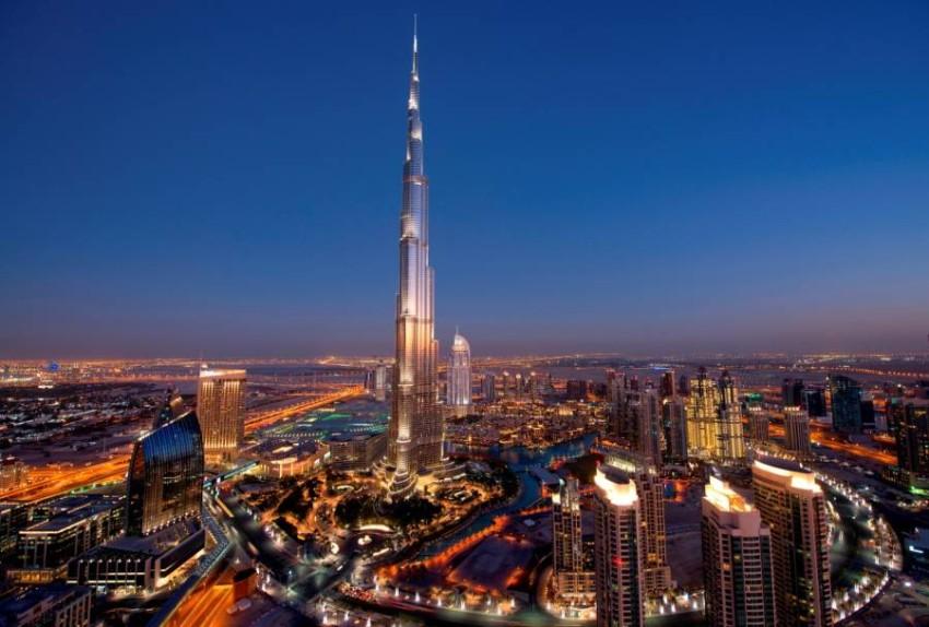 784 مليون درهم تصرفات العقارات في دبي اليوم