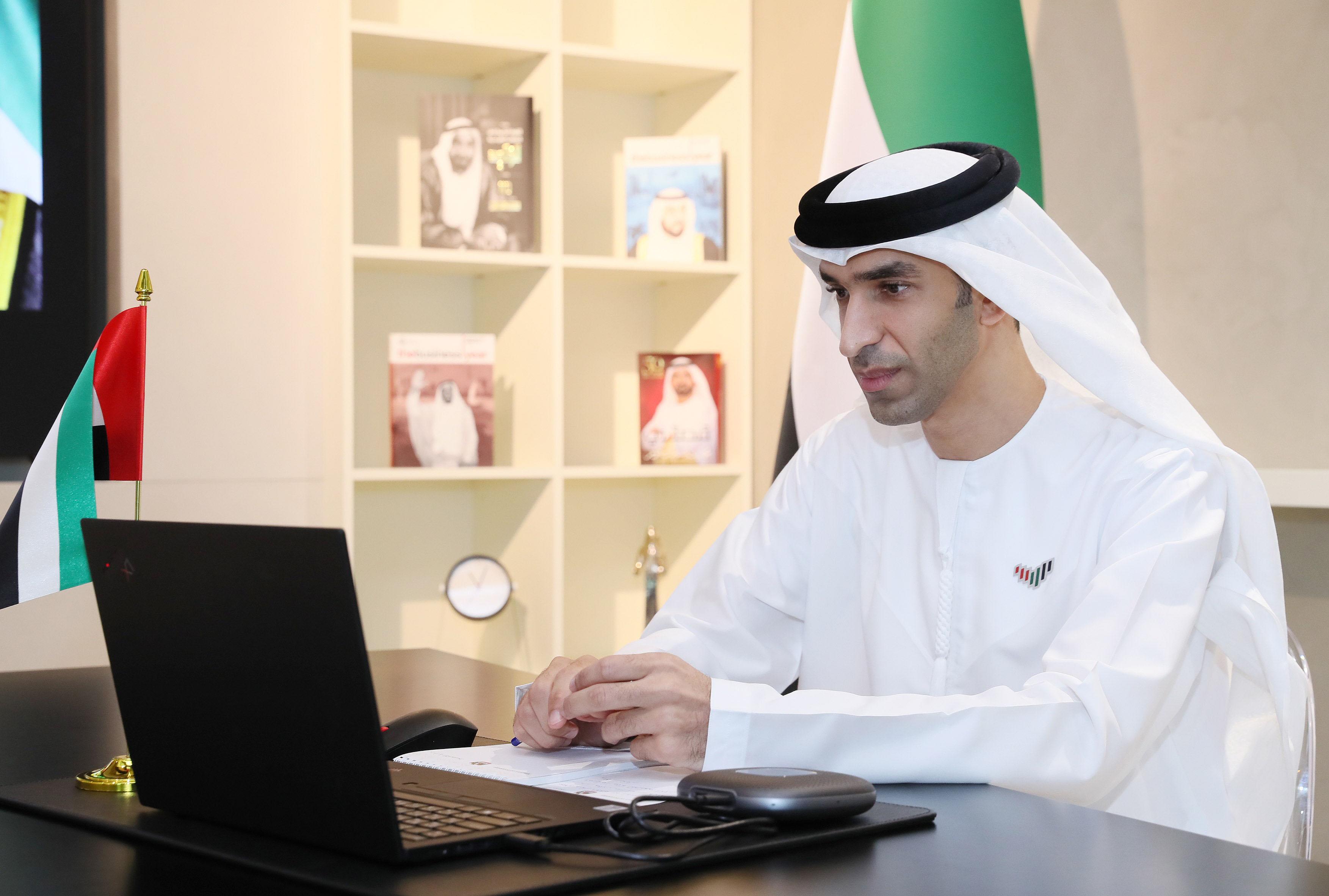 الإمارات تدعو إلى تعزيز التكامل الاقتصادي الخليجي وتطوير آليات فعالة للتعامل مع القضايا الاقتصادية والتجارية
