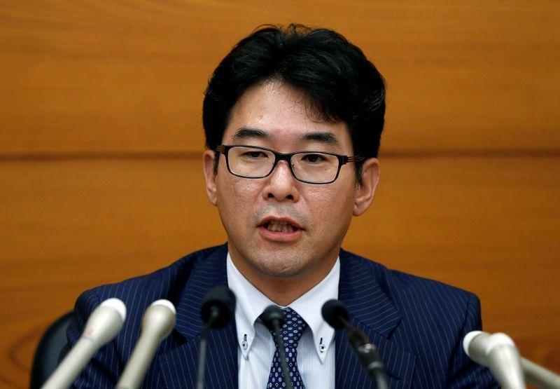 كاتاوكا يحث بنك اليابان على تقديم تسهيلات أكثر جرأة لمحاربة مخاطر الانكماش