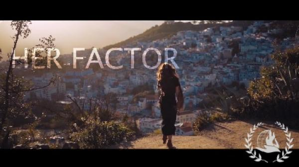 """الفيلم الاردني """" Her Factor """"دورها""""..للمخرج"""" راندي عباسي""""..يفوز في مسابقة دولية."""