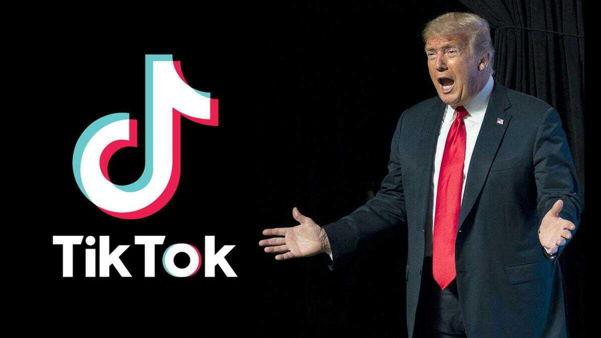 ترامب يقول إنه وافق على صفقة «أوراكل» بشأن «تيك توك» من حيث المبدأ
