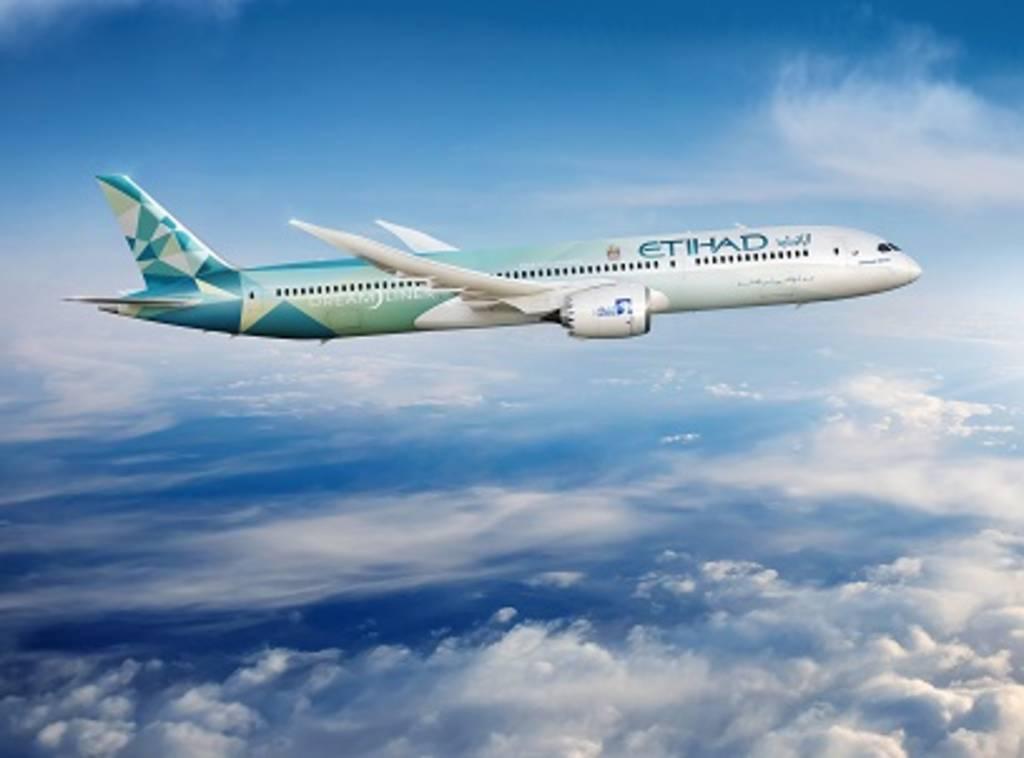 """""""الاتحاد للطيران"""" تسيّر أول رحلة طيران تجارية إماراتية إلى إسرائيل"""
