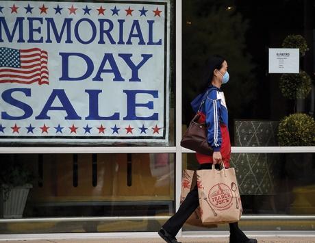مبيعات التجزئة الأمريكية تفوق التوقعات