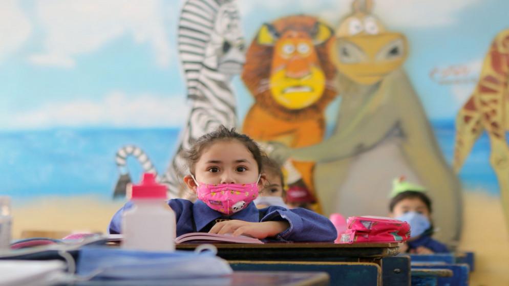 برنامج الأغذية العالمي يستأنف أنشطة التغذية في مدارس في الأردن