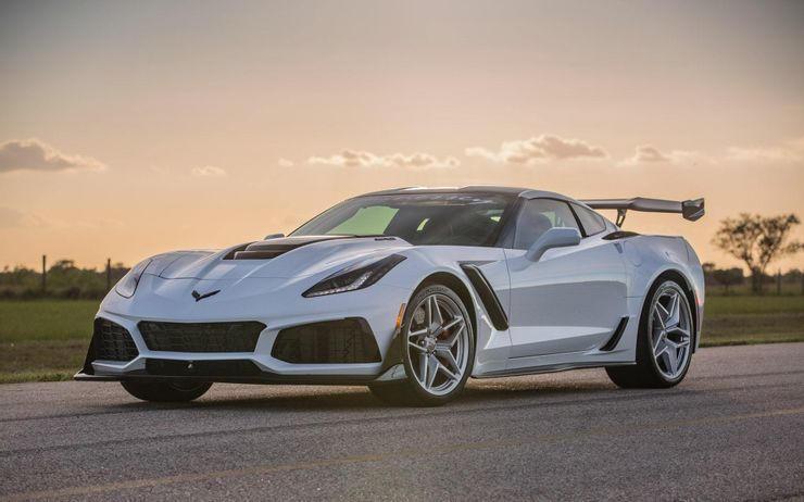 أقوى 10 سيارات طرحت من طراز كورفيت عبر تاريخه