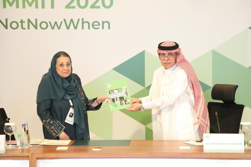 توصيات بتمكين المرأة السعودية لتسريع التعافي من كورونا