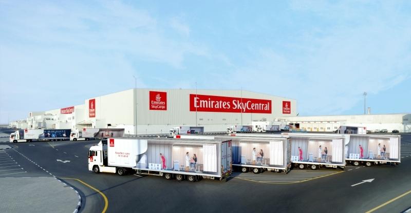 دبي تؤسس أول مركز شحن جوي في العالم للقاح «كوفيد 19»