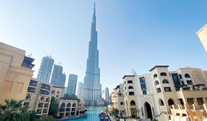 دبي قصّة تطوّر مذهلة