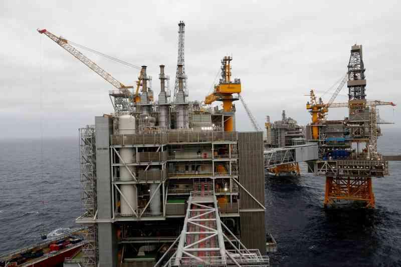 %10 قفزة أسبوعية في أسعار النفط