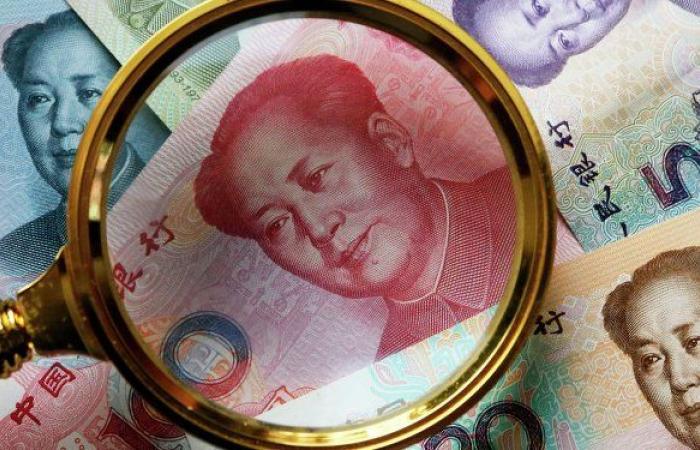 الصين تصدر 10 ملايين يوان رقمي