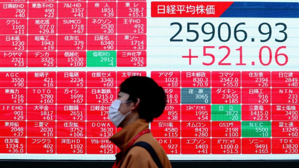 اليابان تخرج من الركود مع نمو إجمالي الناتج المحلي 5% في الربع الثالث